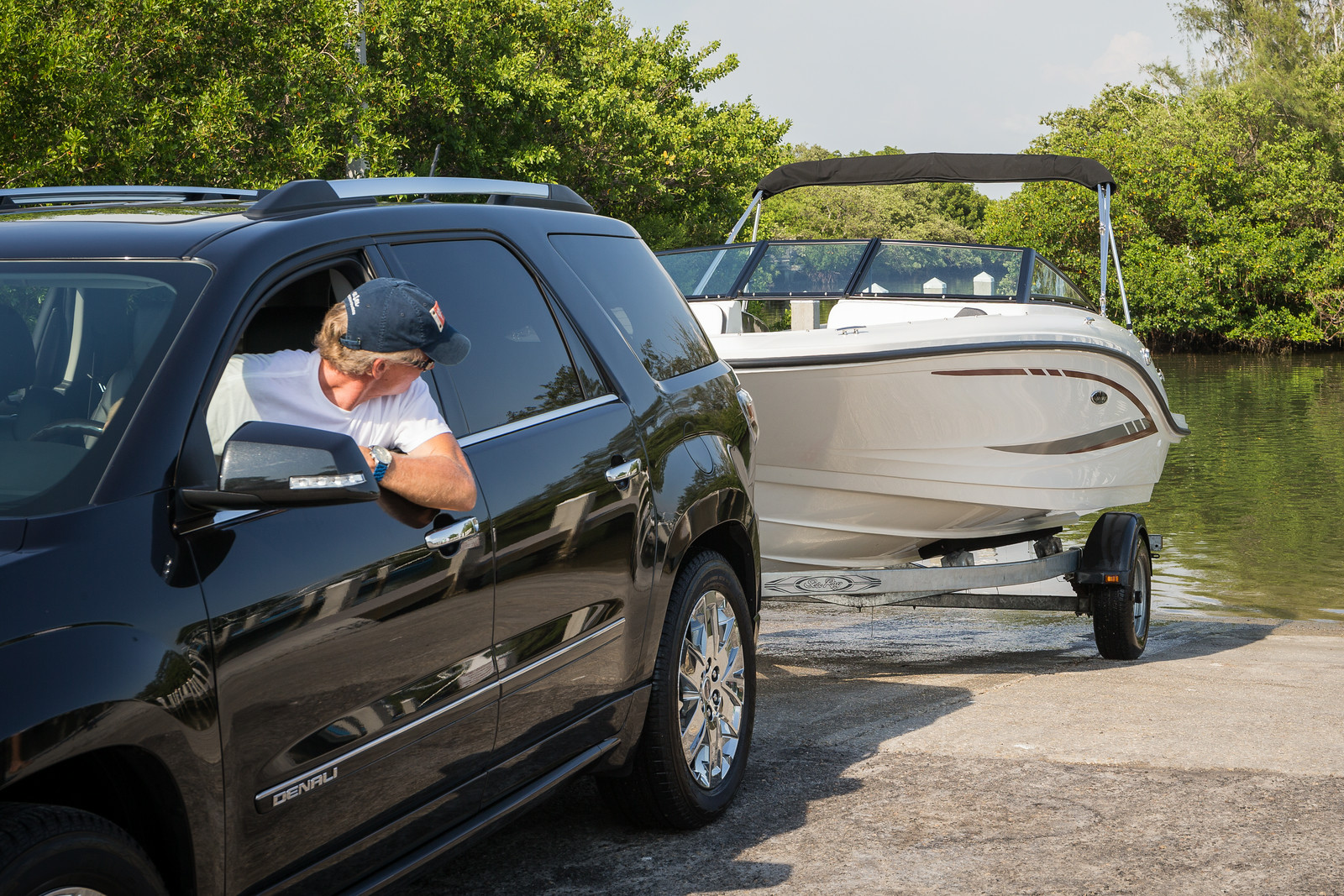 Getting into your first boat
