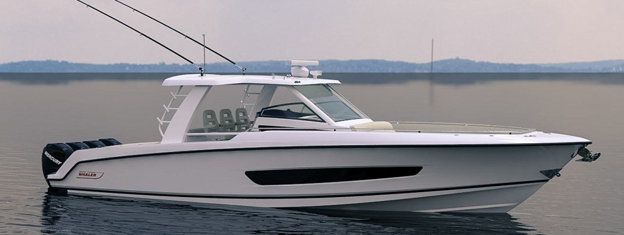Boston Whaler Unveils its Largest Model to Date at the Miami Boat Show