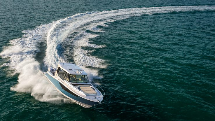 New Boston Whaler 405 Conquest