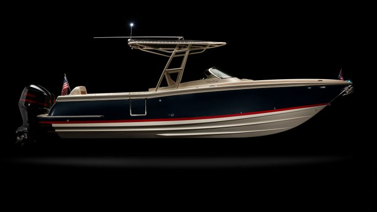 Chris-Craft Calypso 30 - Awarded Boat of the Year by Motor Boat & Yachting